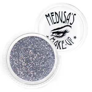 Medusa's Makeup Glitter- Heavy Metal