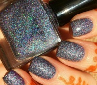 <b>Radioactive Unicorn Hex Your Ex Nail Varnish</b>