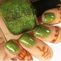 <b>Radioactive Unicorn Franken-fine Nail Varnish</b>