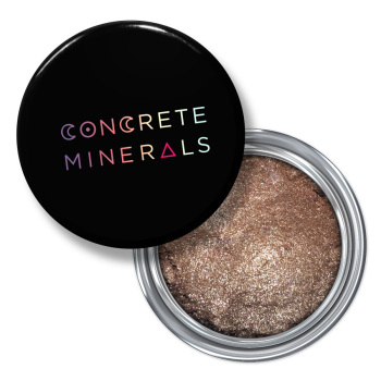 Concrete Minerals  Eye Shadow Party Monster