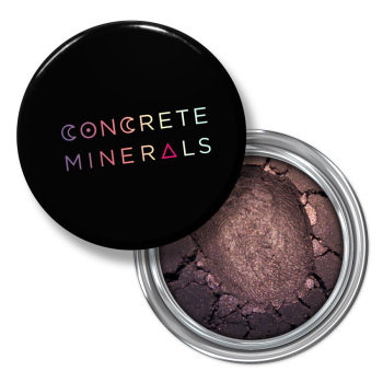 Concrete Minerals  Eye Shadow Smut