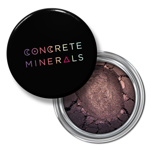 <b>Concrete Minerals  Eye Shadow Smut</b>