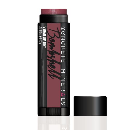 Concrete Minerals  Lip Tint Bombshell