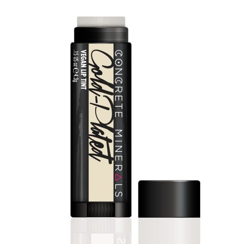 Concrete Minerals Lip Tint Gold Plated