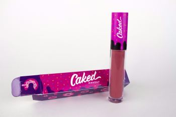 Caked Makeup Low Key Liquid Lipstick