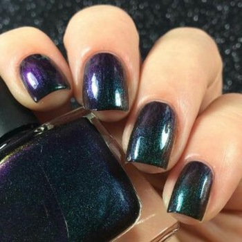 Radioactive Unicorn Eternal Slumber Nail Varnish