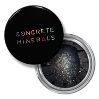 <b>Concrete Minerals Eye Shadow Black Metal </b>