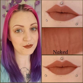 VE Cosmetics Liquid Lipstick Naked