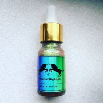 VE Cosmetics Unicorn Tears Highlighter Liquid Gold