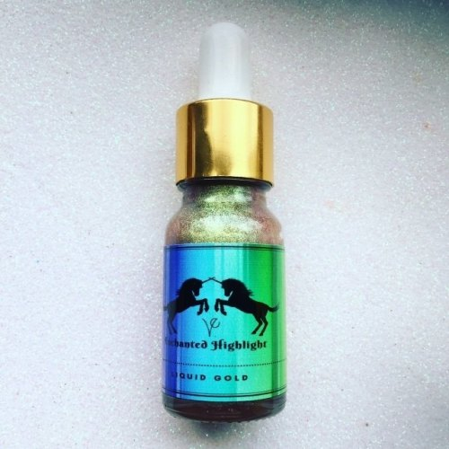 <b>VE Cosmetics Unicorn Tears Highlighter Liquid Gold</b>
