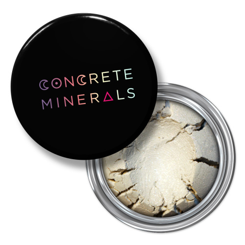 <b>Concrete Minerals Eye shadow White Rabbit</b>
