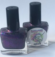 <b>Radioactive Unicorn Eternal Glitter Nail Varnish</b>