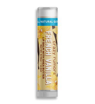 Crazy Rumors French Vanilla Lip Balm