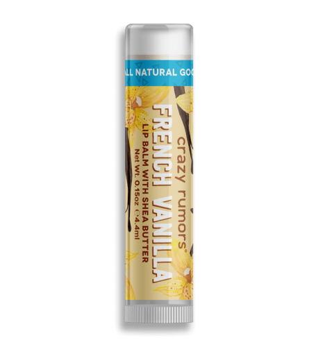 <b>Crazy Rumors French Vanilla Lip Balm</b>