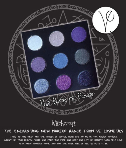 <b>VE Cosmetics Witchcraft Palette</b>