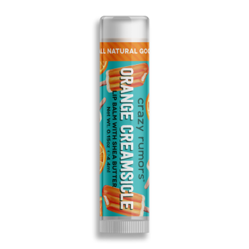 Crazy Rumors Orange Creamsmsicle Lip Balm