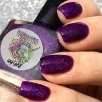 <b>Radioactive Unicorn Purify Yourself Nail Varnish</b>