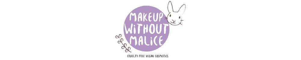 www.makeupwithoutmalice.co.uk, site logo.