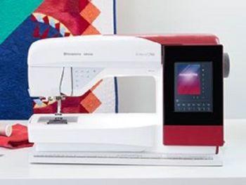 Husqvarna Viking - Brilliance 75Q - Electronic Sewing Machine