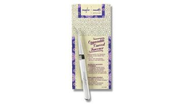 Inspira Opposable Curved Tweezers