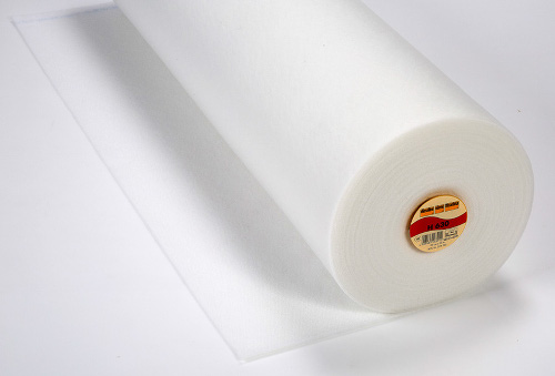 VLH630 - Vilene Fusible Fleece Low Loft 90cm by half metre ..Low Loft Fabri