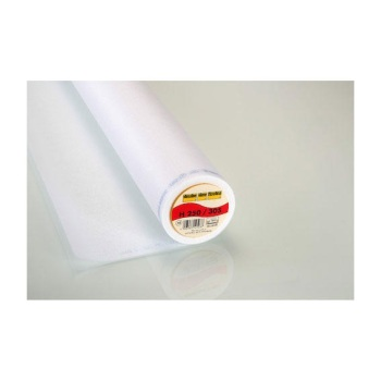 Vilene Standard Iron-On Interfacing Medium White H250-305 Half metre