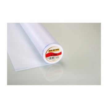 Vilene Softline Iron-On Lightweight White H200-10 ..Sold by the half metre