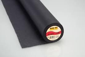 Vilene G700b Fusible Woven Interfacing – Black (Pellon SF101) half metre