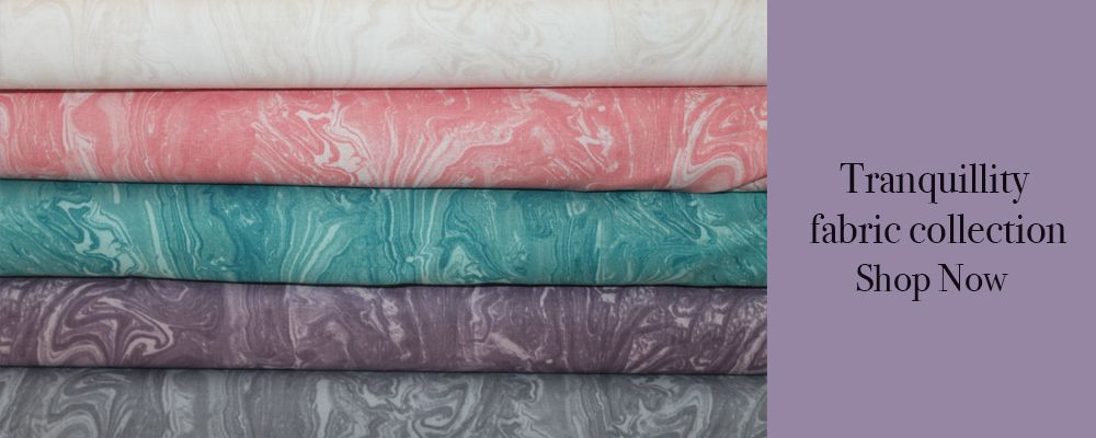 Tranquillity new fabric collection