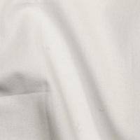White Plain Cotton Fabric By Rose & Hubble
