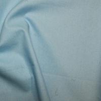 Sky Plain Cotton Fabric By Rose & Hubble