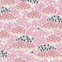 TipToe Frolic Art Gallery Cotton Fabric