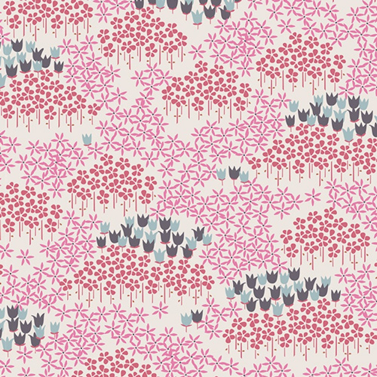 TipToe Frolic Art Gallery Fabric