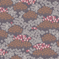 TipToe Dusk , Art Gallery Cotton Fabric