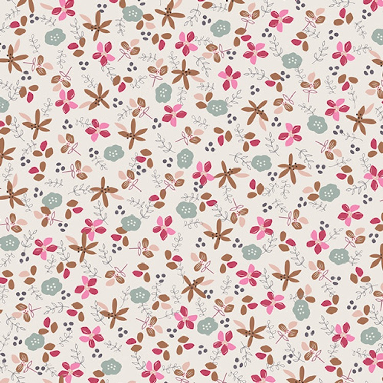 Jolie Fresh , Art Gallery Cotton Fabric