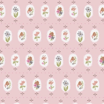 Prairie Dot Serene , Art Gallery Cotton Fabric