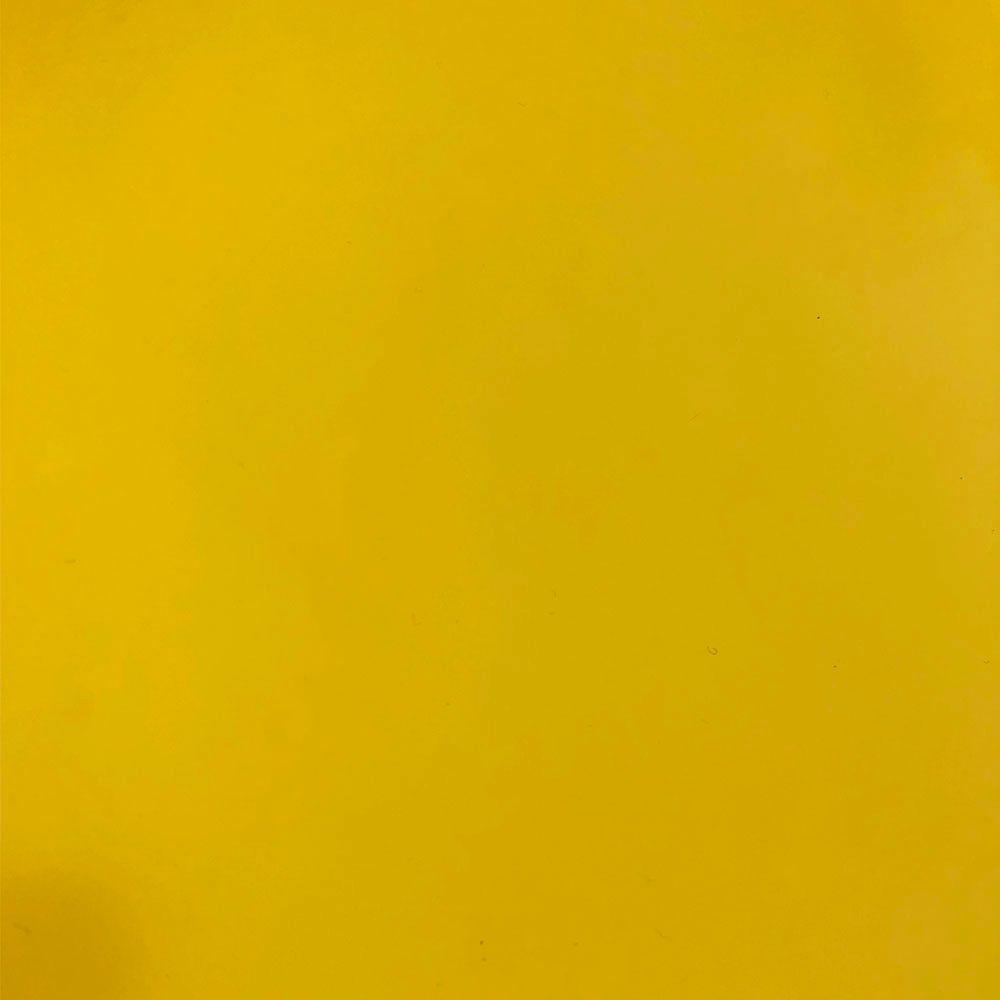 Gloss Self Adhesive sign making Vinyl Yellow