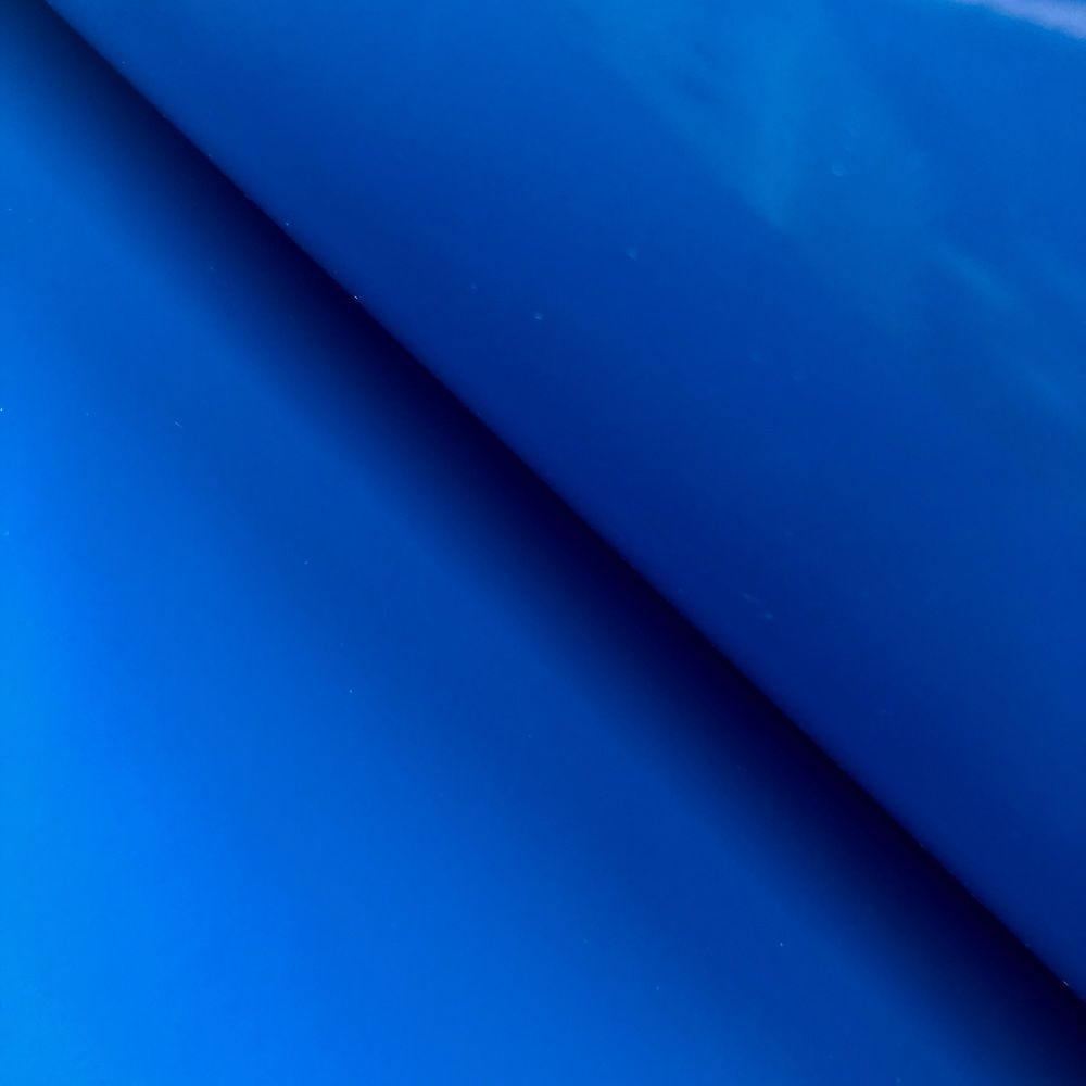 Gloss Self Adhesive sign making Vinyl Medium Blue