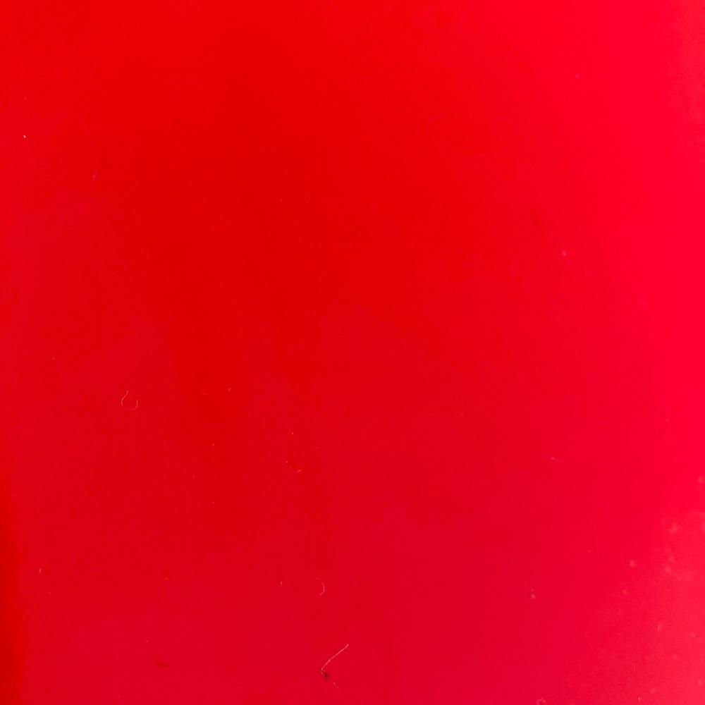 Gloss Self Adhesive sign making Vinyl Red