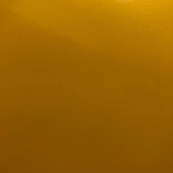 Yellow Gloss Vinyl Fabric