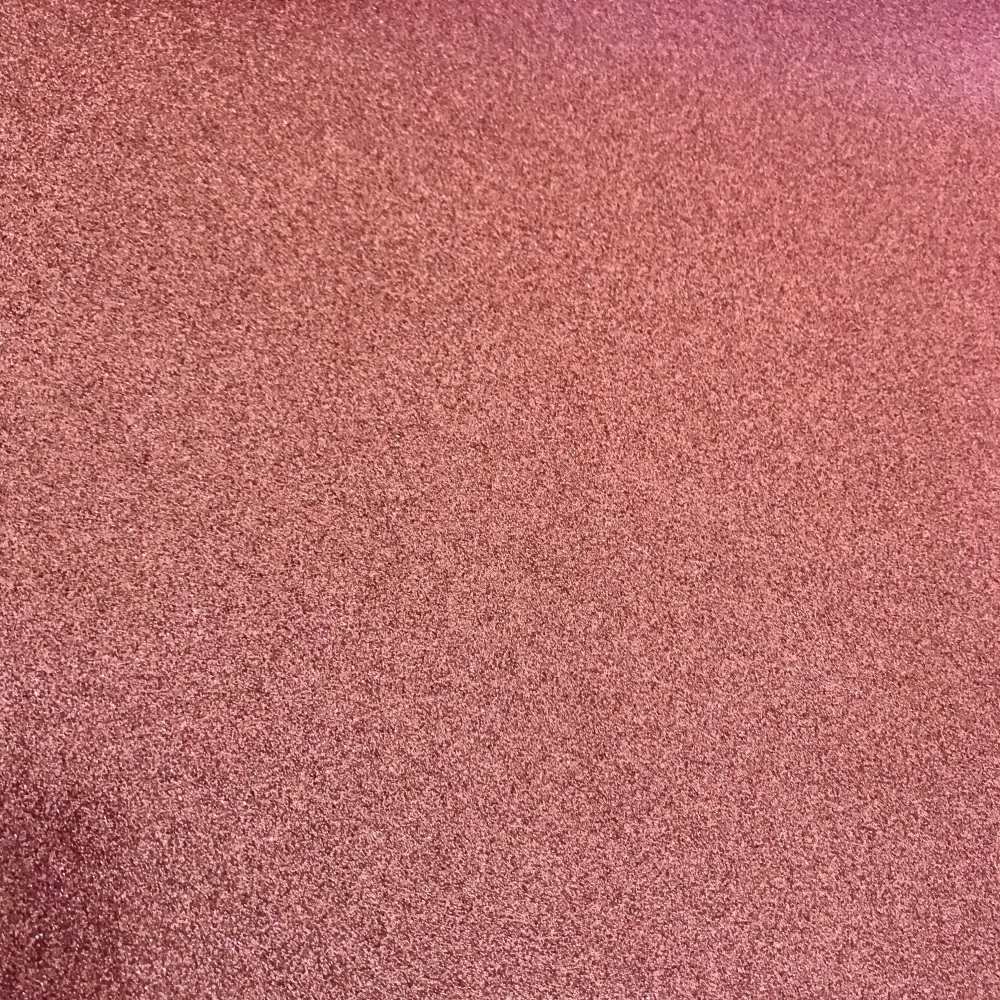 Light pink soft glitter vinyl fabric  A4 & A3