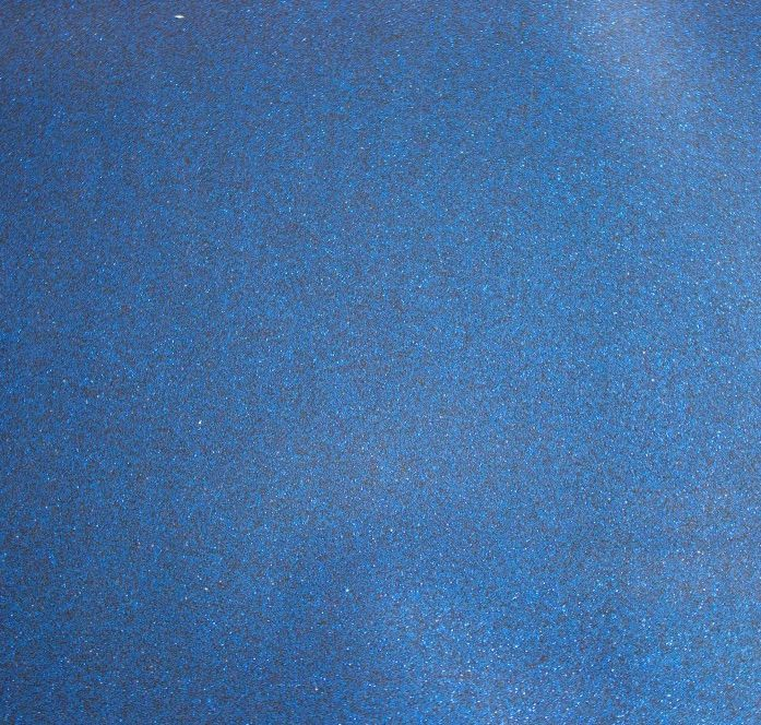 Dark Blue Soft Glitter Vinyl Fabric A4 & A3