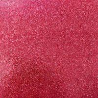 Pink Soft Glitter vinyl Fabric A4 & A3