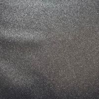Grey Soft Glitter Vinyl Fabric A4 & A3