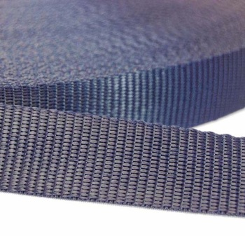 Navy Webbing Poly