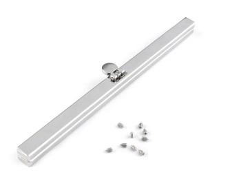 Silver Screw In Clutch Frame