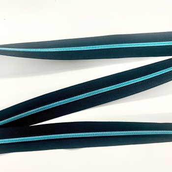 Turquoise Nylon Continuous Zipper Size 3 or 5