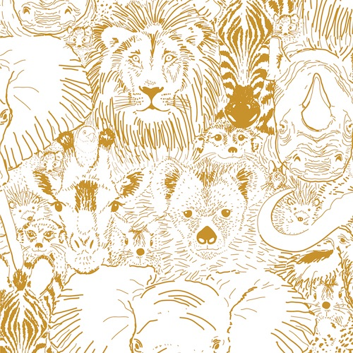 Wild Things Gold