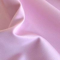 Light Pink Litchi pattern Vinyl