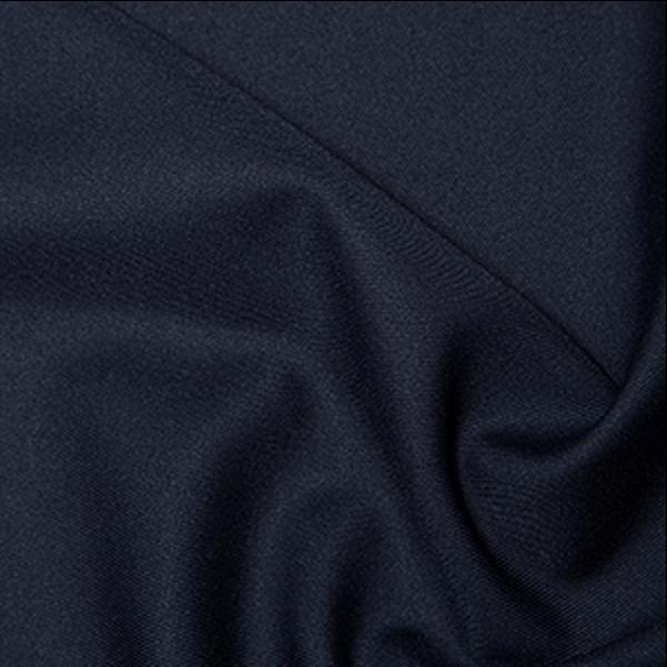 Navy Polyester Twill